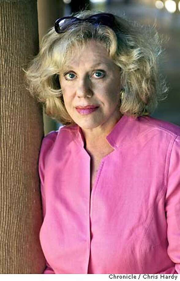 jong16_173_ch.JPG  Erica Jong on the 30th anniversary of her seminal novel Fear of Flying.  at Stanford,CA on 5/3/04  San Francisco Chronicle/Chris Hardy MANDATORY CREDIT FOR PHOTOG AND SF CHRONICLE/ -MAGS OUT Photo: Chris Hardy