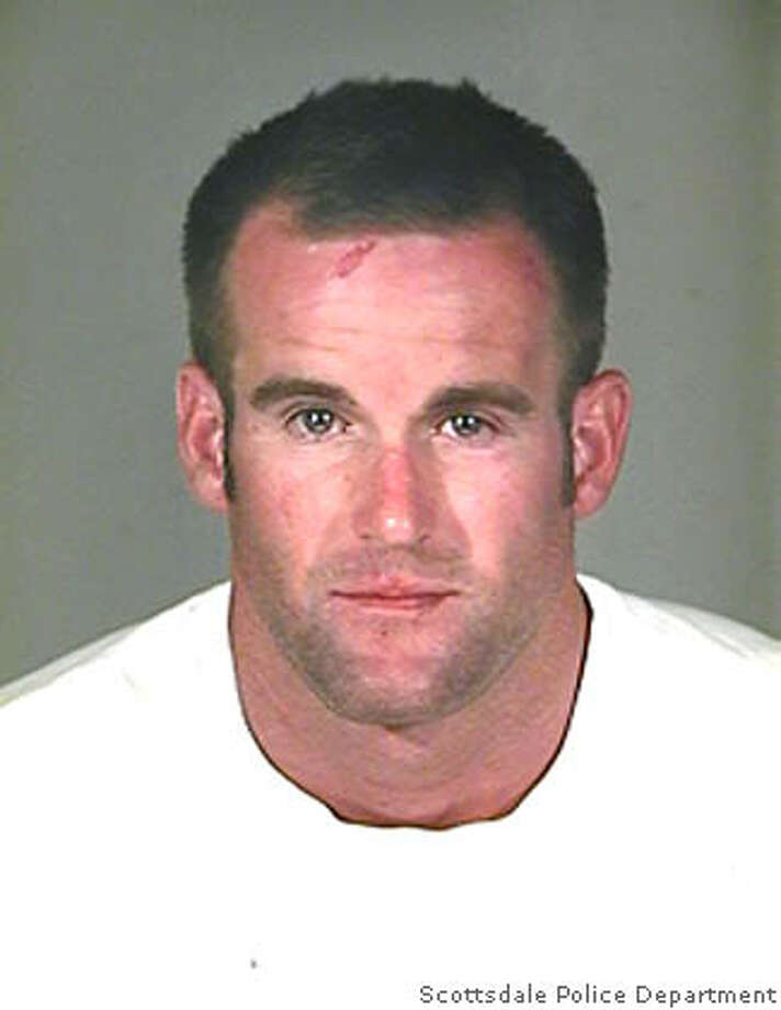 NEWS -- Former San Francisco police officer Alex Fagan Jr. (submitted photo) March 26, 2004.
