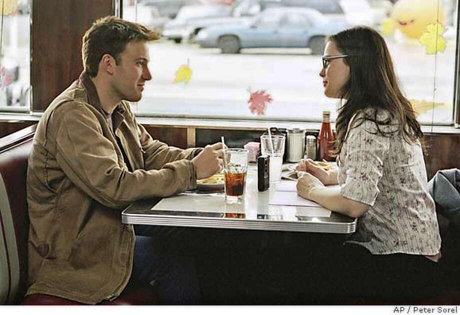 "Ben Affleck and Liv Tyler in Kevin Smith's ""Jersey Girl."" (AP Photo/Peter Sorel) Photo: PETER SOREL"