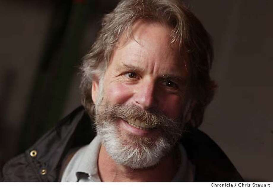 Event on 2/16/04 in Novato.  Bob Weir rehearses with his solo group Ratdog at the Grateful Dead's Novato rehearsal hall. Chris Stewart / The Chronicle � Photo: Chris Stewart