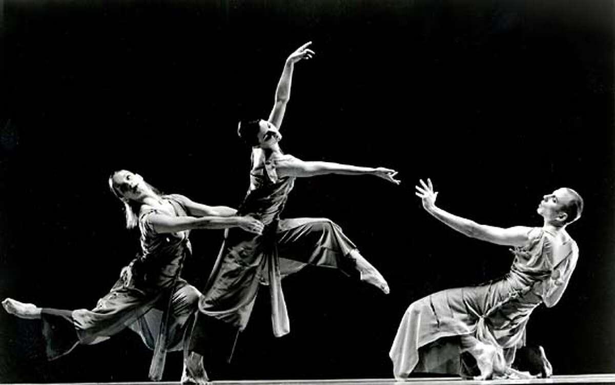 Janice Garrett & Dancers at the Cowell Theater.