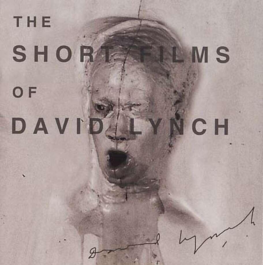 "DVD cover of ""Short Films of David Lynch."""