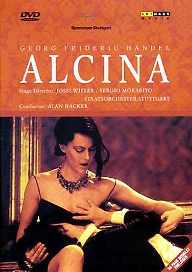 """Alcina,"" by the Staatsoper Stuttgart, is an unintentional parody of the European postwar avant-garde."
