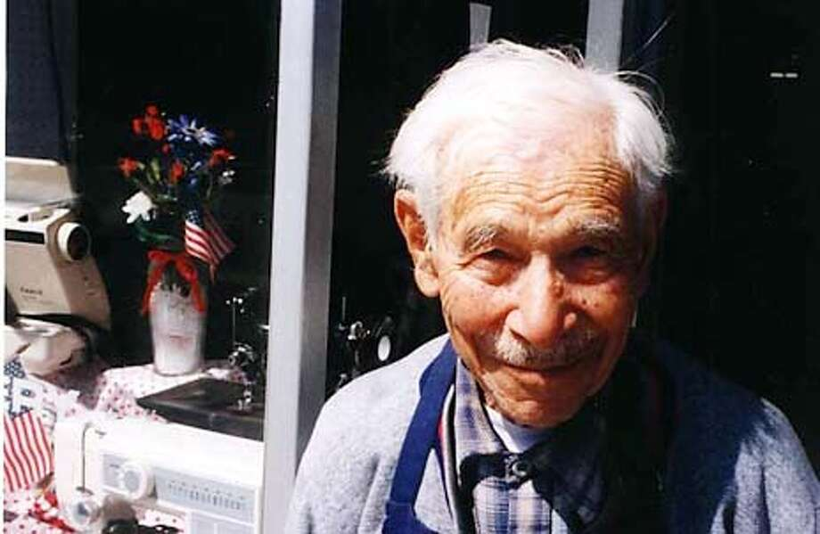 Setrak Keshishian, born in Turkey in 1897, came to the United States and began working at age 80.