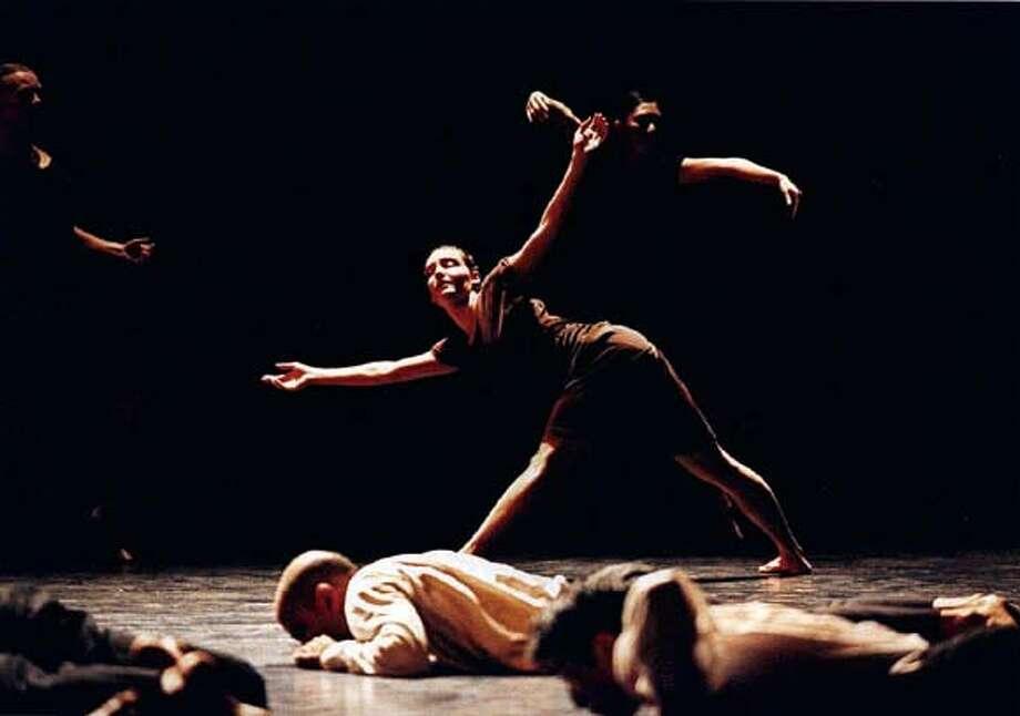 / for: Datebook Batsheva (performance on March 10) �