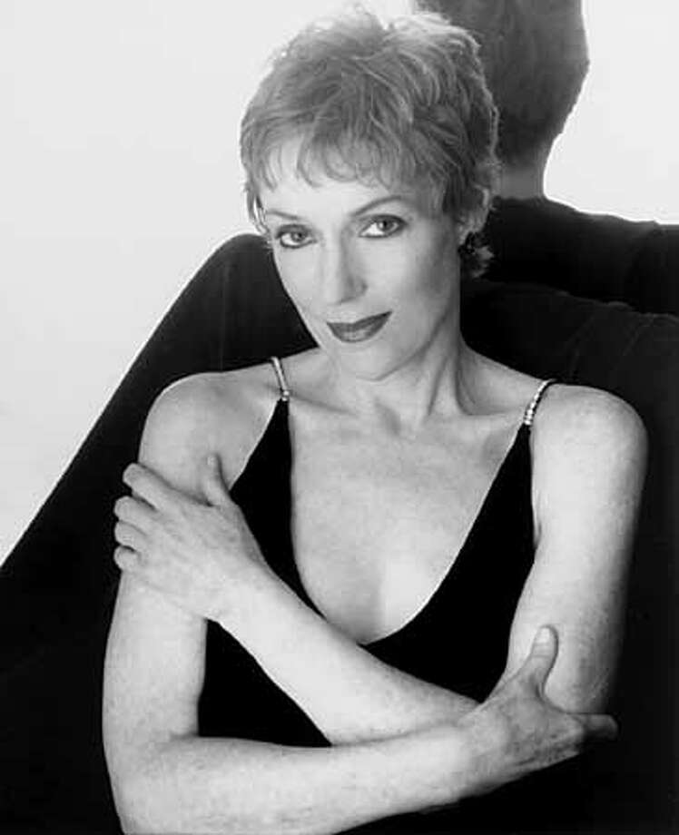 image of cabaret singer Mary Cleere Haran  For Octavio Roca's review. Mary Cleere opens the Plush  Room on Aug. 13 - Sept. 1.  (HANDOUT PHOTO) Photo: HANDOUT