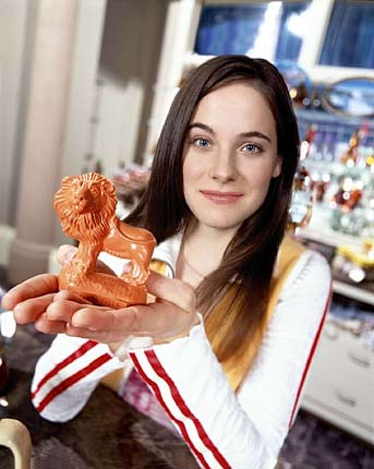 GOODMAN12 The new one-hour dramedy about a Niagara Falls tourist-shop clerk (Caroline Dhavernas, pictured) whose life is dramatically altered when inanimate figures begin talking to her.