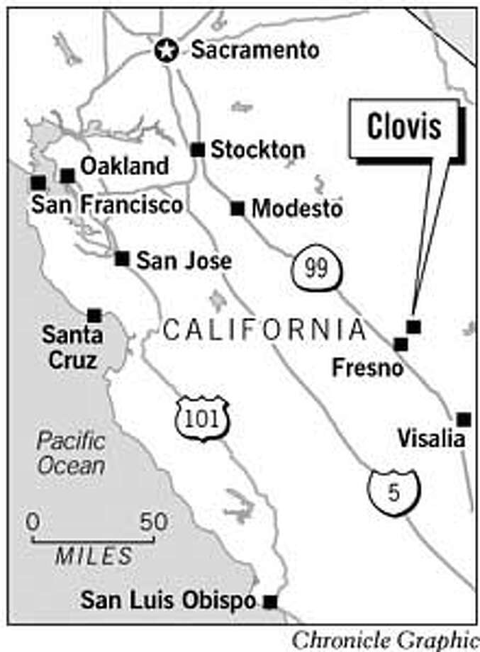Clovis. Chronicle Graphic