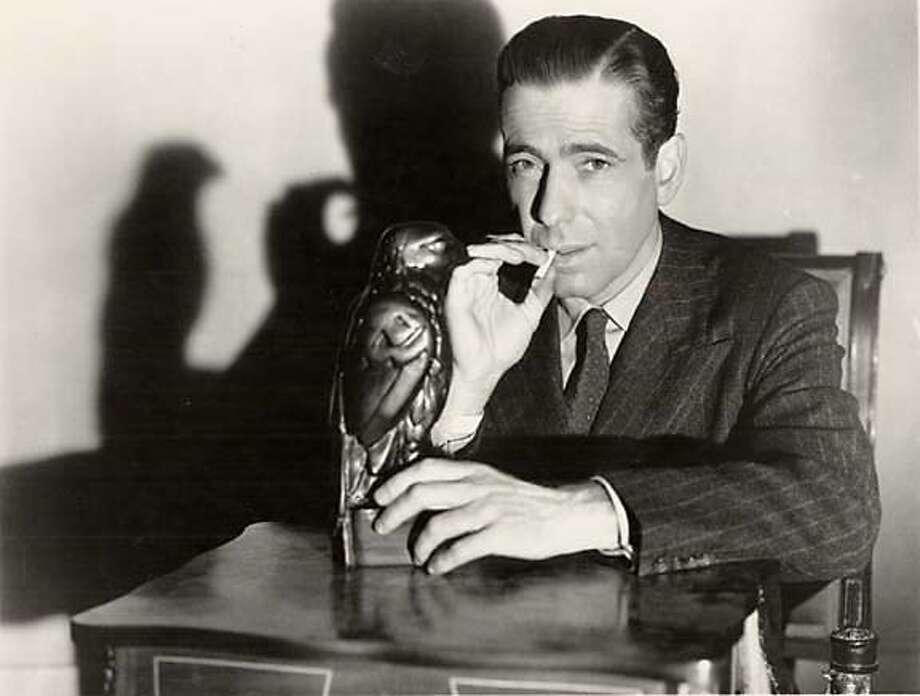 "BOGART/C/17DEC99/DD/HO-Humphrey Bogart starred in ""The Maltese Falcon.""  HANDOUT ALSO RAN 3/13/02, 01/14/03, 12/6/03 CAT Photo: HANDOUT"