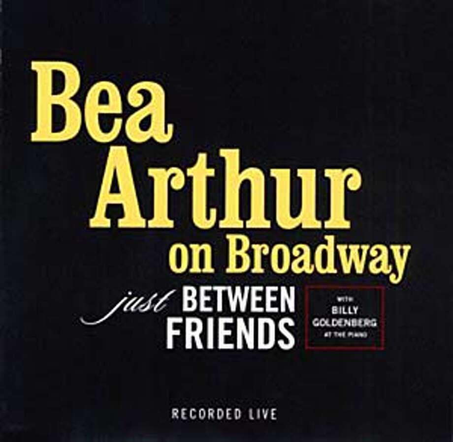 Bea Arthur on Broadway