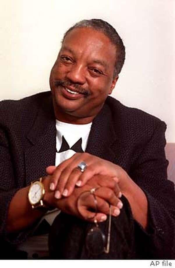 Actor poses in Los Angeles, Calif., in Feb. 1990. (AP Photo/Tonya Evatt) Photo: TONYA EVATT