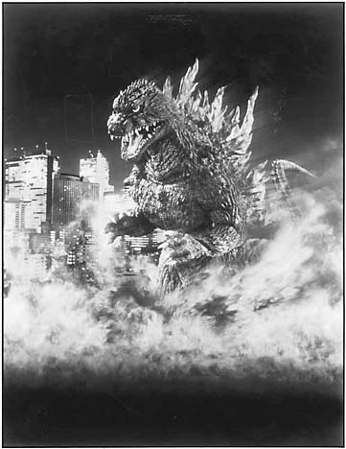 """One of the world's most famous and enduring characters, Godzilla returns to the big screen for his 23rd appearance in the Toho Prsentation/TriStar Pictures Release, """"Godzilla 2000."""""""