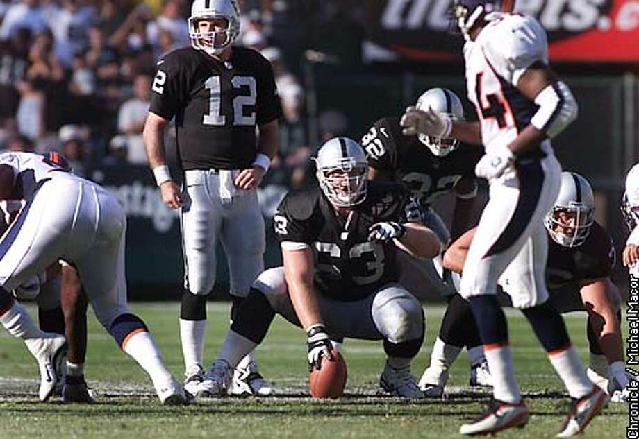 A happy reunion for Raiders  line   Offensive unit puts injuries in ... b5900bf77