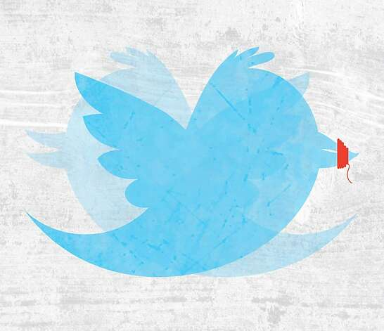Twitter said Thursday that it now has the ability to  reactively  block tweets so they won t be seen within a specific country, although the San Francisco company vowed that  the tweets must continue to flow.  Bloggers and activists in China, Egypt and other countries are outraged. Photo: Christopher T. Fong, The Chronicle