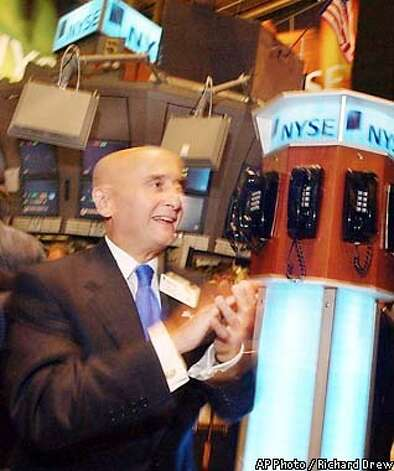 The NYSE fought the release of the Webb Report