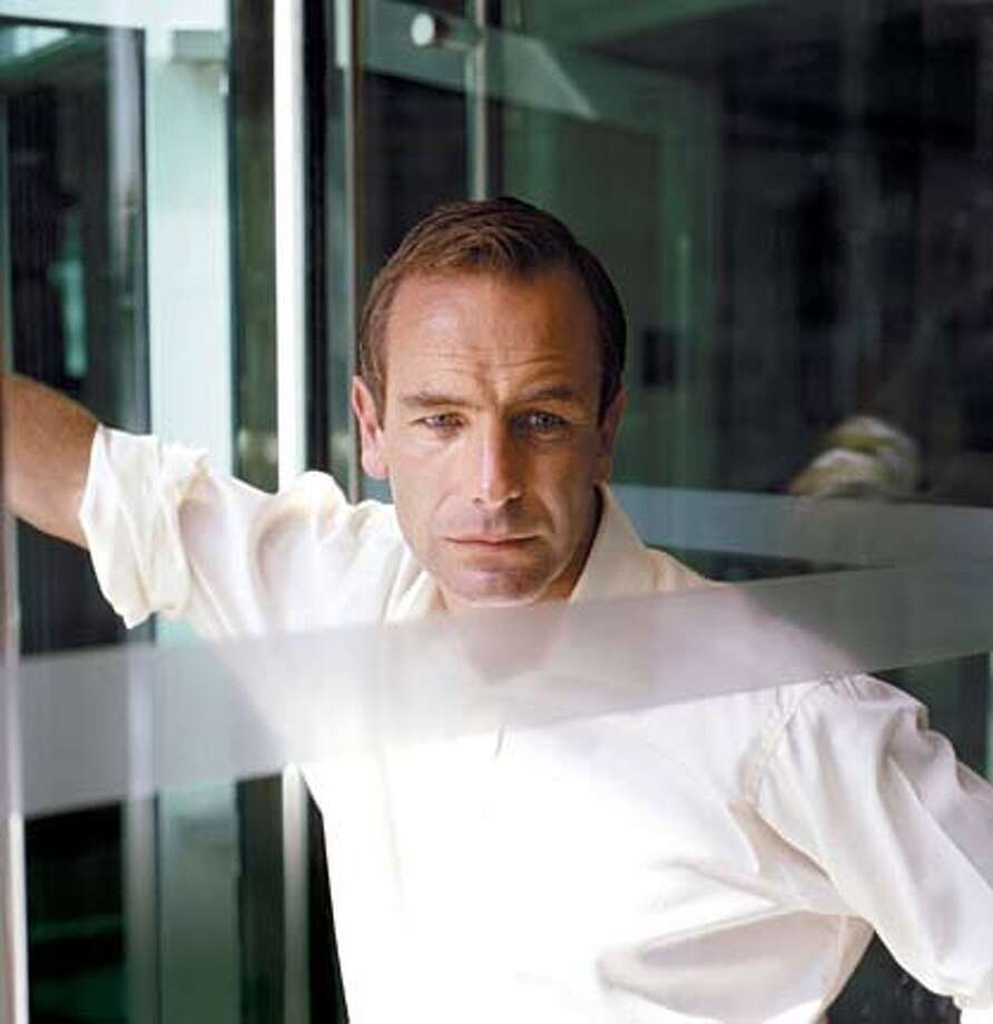 "Robson Green appears in this scene from ""Trust,"" in this undated publicity photo. BBC America is introducing U.S. audiences to this witty six-part drama about a syndrome familiar to many Americans, the seduction of work and its impact on personal life. ""Trust"" debuts Saturday, Feb. 28, 2004 at 7 p.m. (AP Photo/BBCAmerica)"