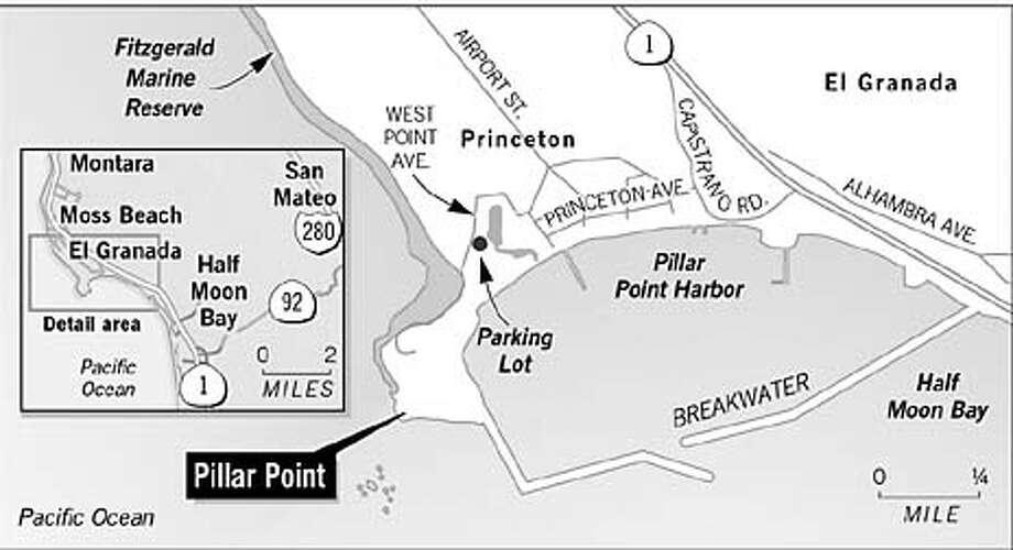 Pillar Point. Chronicle Graphic