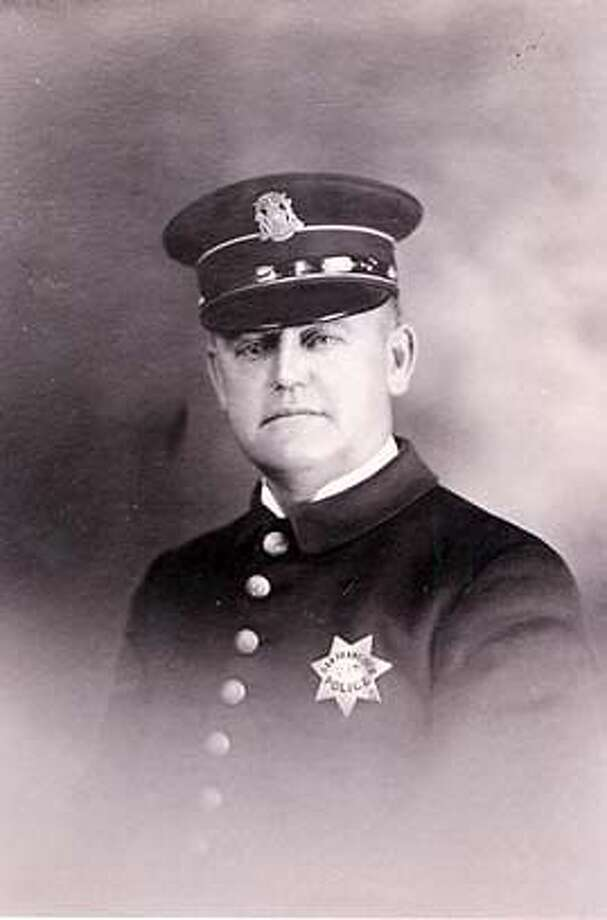 GRANDFATHER  JAMES T. GRAHAM WAS A 31 YEAR OLD COP WHEN THE QUAKE STRUCK. HE HAD BEEN ON THE FORCE 6 YEARS AND HIS BEAT WAS 2ND STREET.