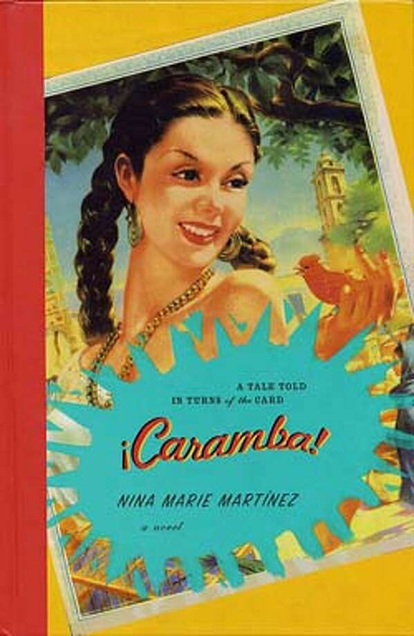 "Book cover for ""Caramba!"" by Nina Marie Martinez (Knopf) To be used with book review only"