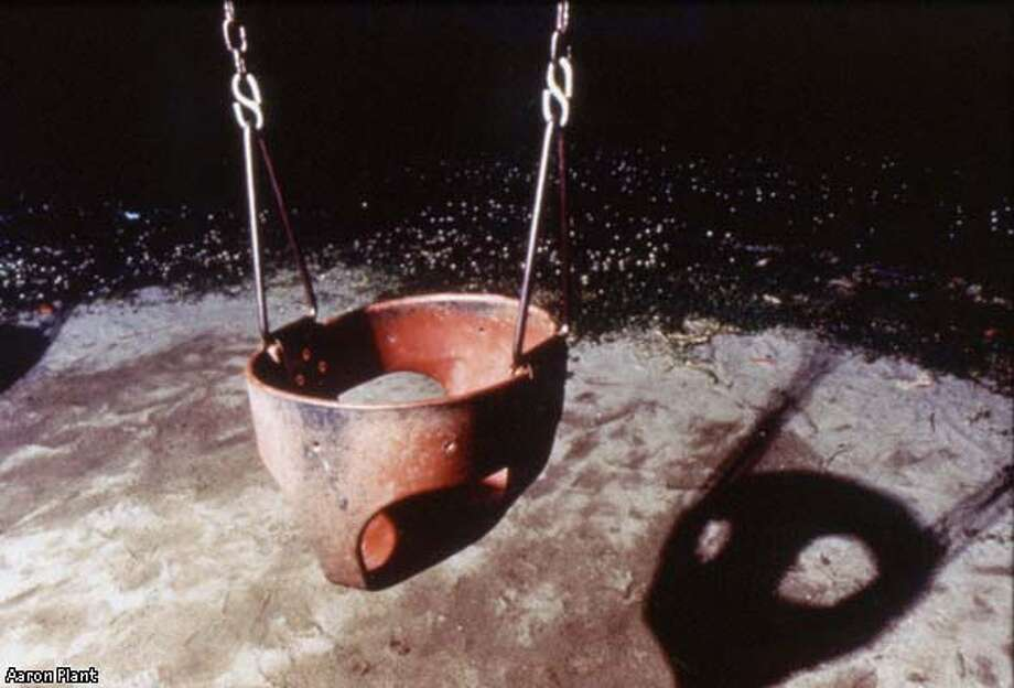 "Aaron Plant, ""1:19 a.m. (Playground Series)"", 2000. C-print. (HANDOUT PHOTO) Photo: HANDOUT"