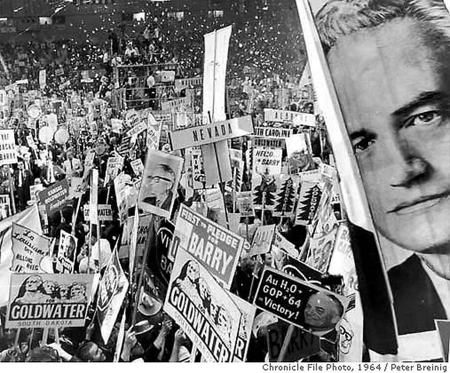 P&G Elections:Republic Convention 1964.