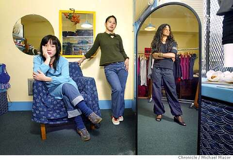 Apparel Hands On Fashion Making A Living In San Francisco S Cut And Sew Rag Trade Sfgate