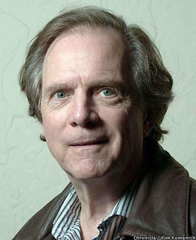 Jim Bowden of Sonoma. Chronicle photo by Kim Komenich