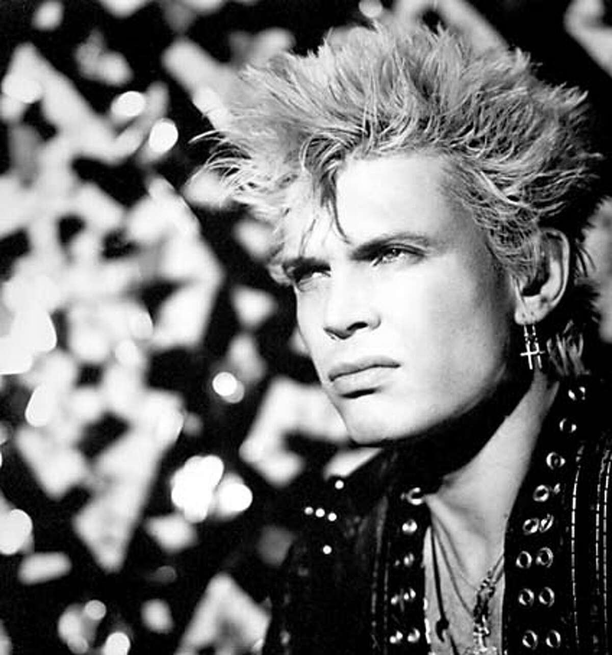 Pop Quiz Billy Idol Pilgrim Of Punk Finds His Way Back To Stage