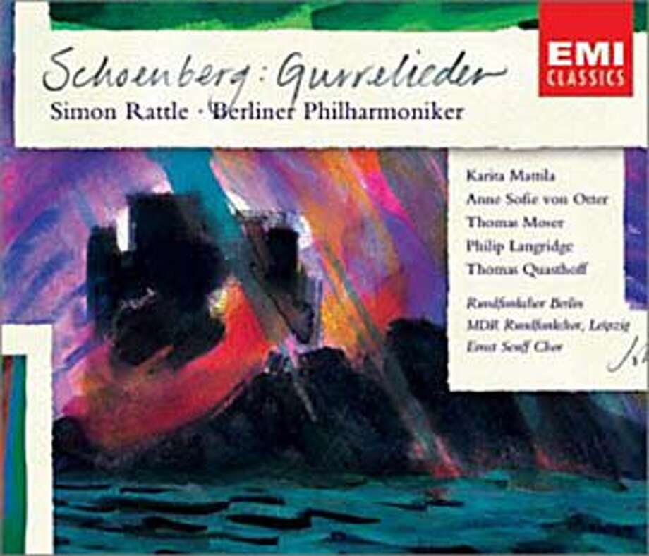 """Schoenberg: Gurreliedes"" -- Simon Rattle, Berliner Philharmoniker"