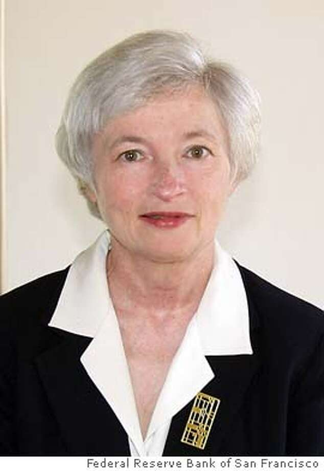 Janet Yellen and was named to head the Federal Reserve Bank of San Francisco.� She teaches at UC Berkeley. Credit Handout provided by Federal Reserve Bank of San Francisco