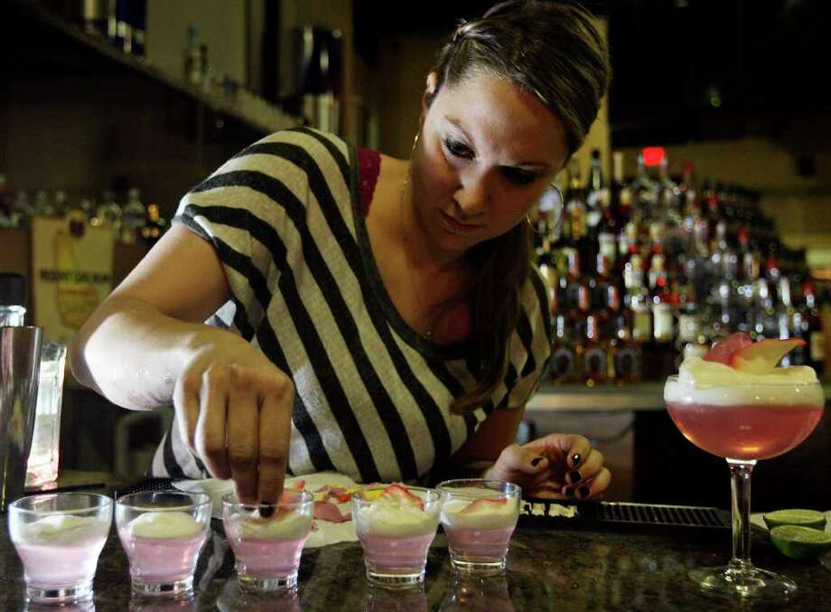 SoHo Wine & Martini Bar, 214 Crockett St. Photo: EDWARD A. ORNELAS, San Antonio Express-News / © SAN ANTONOI EXPRESS-NEWS (NFS)