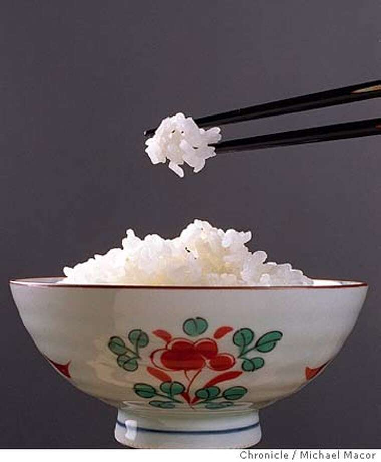 5. Rice Photo: MICHAEL MACOR