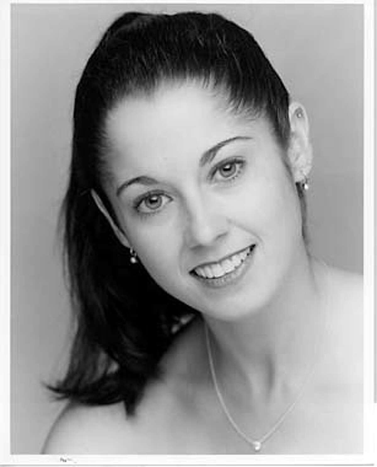 Vanessa Zahorian BY DAVID ALLEN (HANDOUT PHOTO)