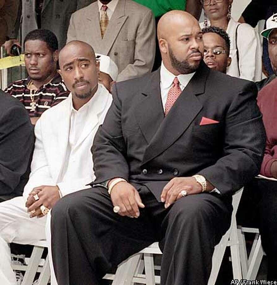 Biggie and Tupac' -- expose of exploitation - SFGate