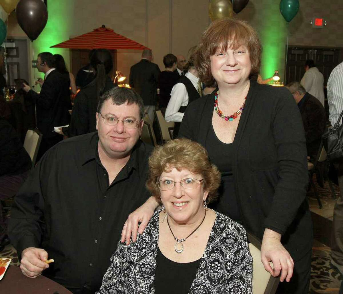 Were You Seen at the Hope Fund benefit at Angelo's Prime Bar + Grill in Clifton Park on Saturday, Jan. 28?