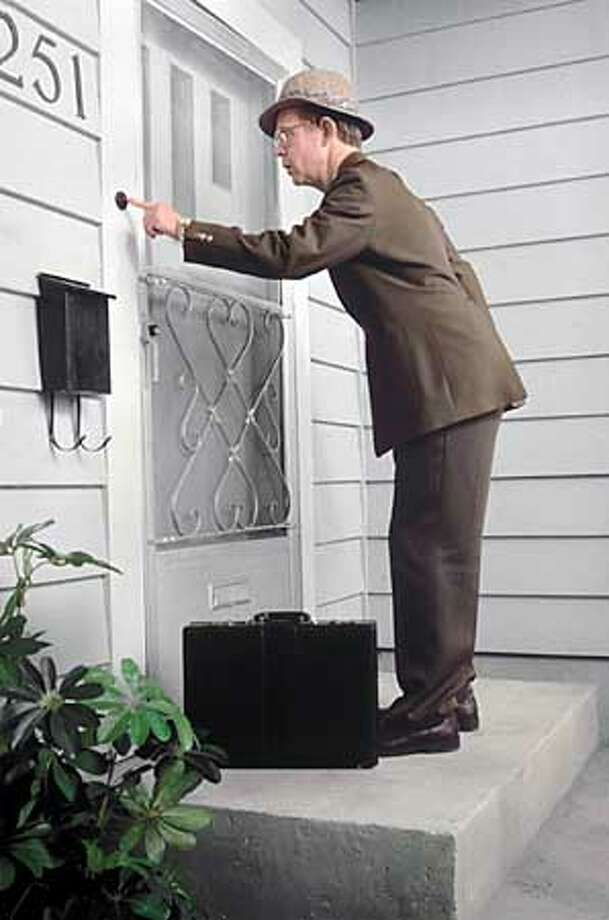 William H. Macy in DOOR TO DOOR Photo: HANDOUT