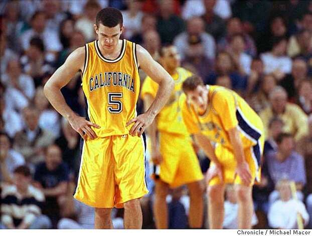 Jason Kidd balled at St. Joseph Notre Dame High School in Alameda where he became one of the most sought-after recruits in the nation. He starred at Cal and is now a 10-time NBA All-Star. Photo: MICHAEL MACCOR