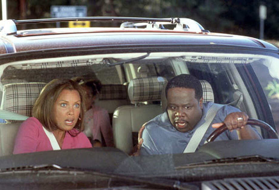"""The onboard navigation system flops, and just about everything else goes haywire in """"Johnson Family Vacation,"""" with Vanessa Williams and Cedric the Entertainer."""