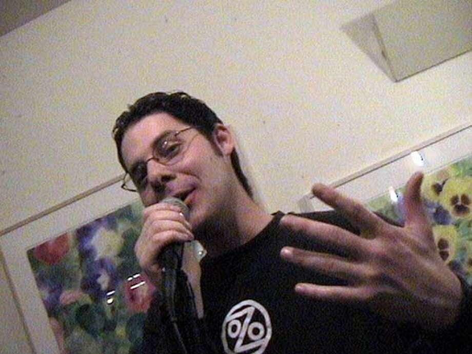 Eli Spector Event on 3/17/04 in . Christina Cutaia / HO Photo: Christina Cutaia