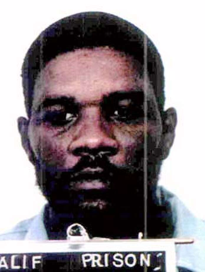 This is an undated California Department of Corrections handout photo of Kevin Cooper. Still on his political honeymoon, Gov. Arnold Schwarzenegger is facing his first plea for clemency from Cooper, who is set to die by injection Feb. 10, 2004 for hacking four people to death. (AP Photo/California Department of Corrections) ALSO RAN 01/31/2004 BEST QUALITY ProductName	Chronicle Kevin Cooper was found guilty of murder in the deaths of four people after escaping from prison. Metro#MainNews#Chronicle#2/3/2004#ALL#5star##0421593652