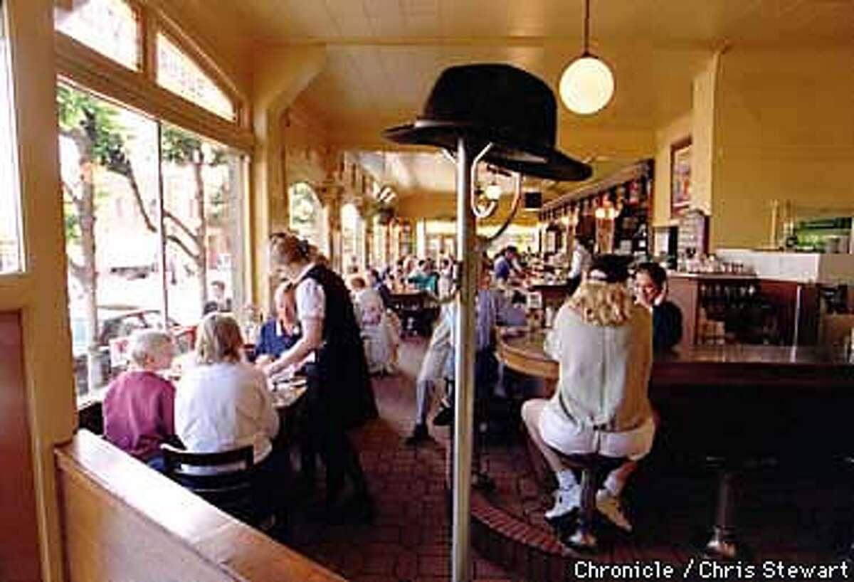 The Buena Vista, 2765 Hyde Street, SF. SAN FRANCISCO CHRONICLE PHOTO BY CHRIS STEWART