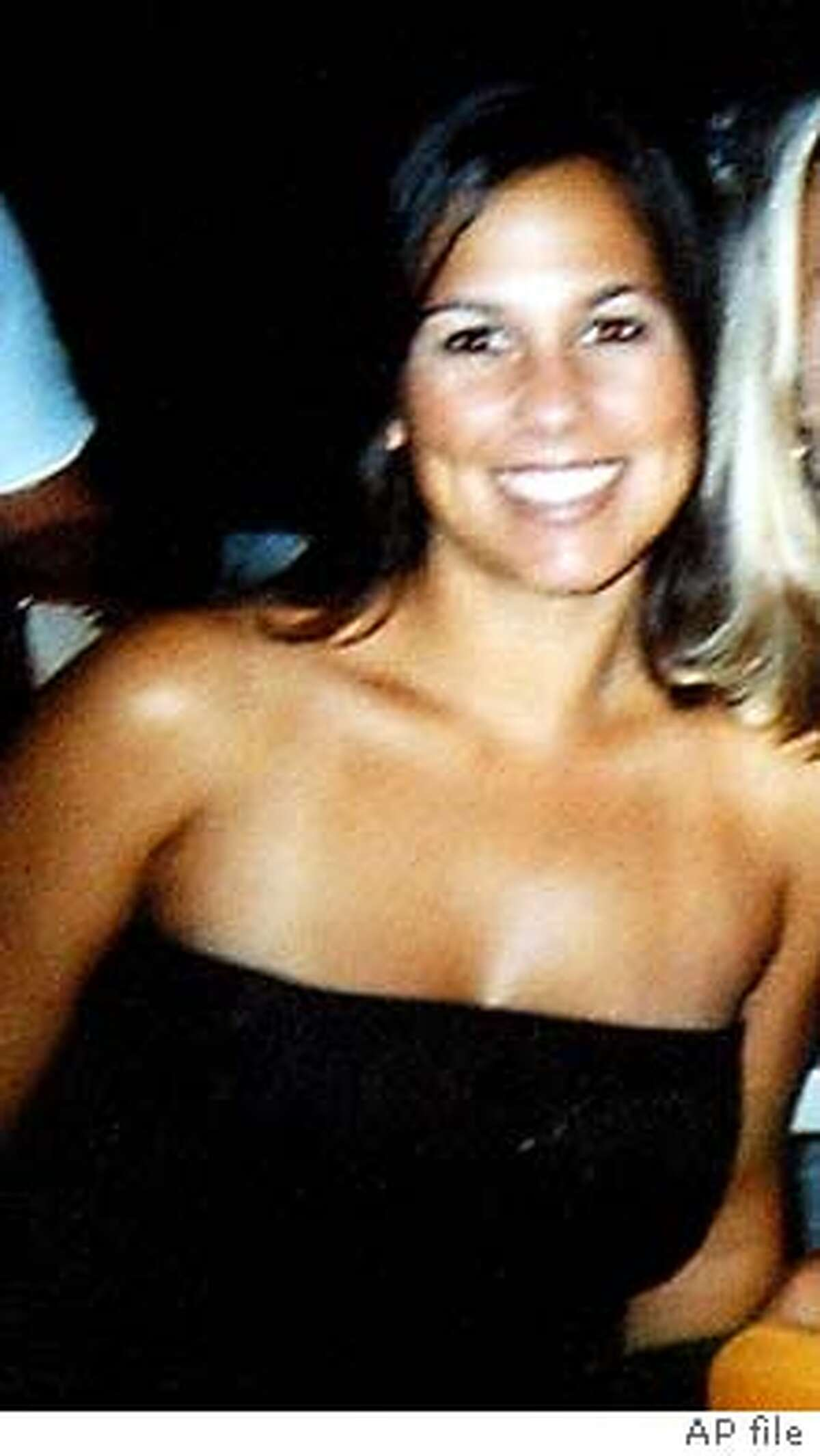 """** FILE ** Laci Peterson, 27, of Modesto, Calif., is shown in this July 2002 family photo. Scott Peterson was arrested in San Diego, Calif. on Friday, April 18, 2003 in connection with the disappearance of his pregnant wife, Laci, a sheriff's deputy said as police prepared to announce a """"significant'' development in the case.(AP Photo/Peterson Family), Also ran 8/23/03 Scott Peterson (left) will have a hearing this week in the case of his wife, Laci Petersons, death. Scott Peterson, left, will have a hearing this week in the death of his wife, Laci Peterson. Photo caption peterson27_PH21041379200PETERSON FAMILY** FILE ** Laci Peterson, 27, of Modesto, Calif., is shown in this July 2002 family photo. Scott Peterson was arrested in San Diego, Calif. on Friday, April 18, 2003 in connection with the disappearance of his pregnant wife, Laci, a sheriff's deputy said as police prepared to announce a """"significant'' development in the case.(AP Photo-Peterson Family), Also ran 8-23-03__CAT w.PETERSON story CAT w.PETERSON story Laci Petersons disappearance and death made headlines around the country. Laci Petersons disappearance and death made headlines around the country."""