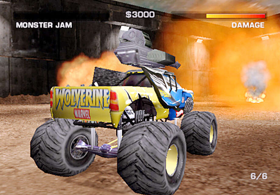 Monster Jam - Maximum Destruction: Minimal mayhem.
