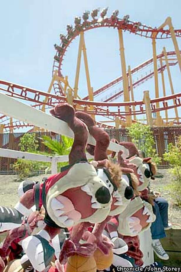 The science of thrills / How amusement park designers
