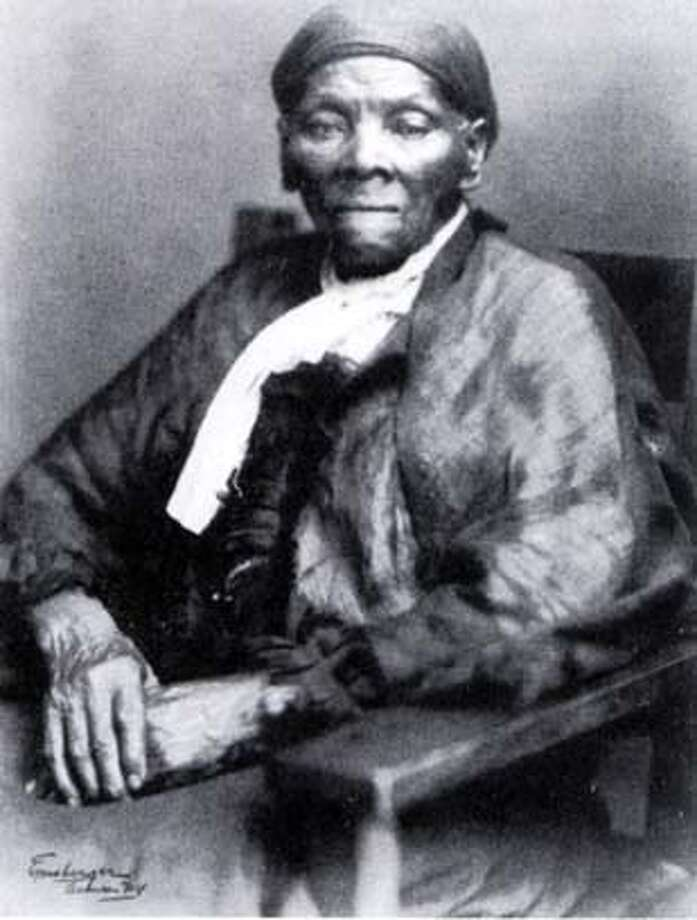 Harriett Tubman after the Civil War.
