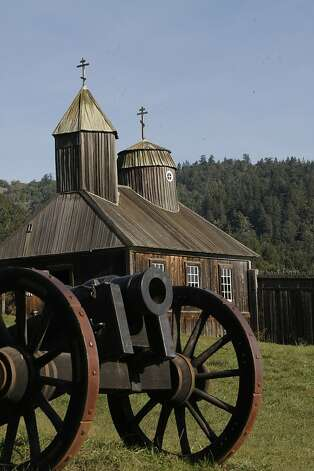 Fort Ross celebrates 200 years anniversary of Russia's colony in California. January 28, 2012 Photo: Siana Hristova, The Chronicle