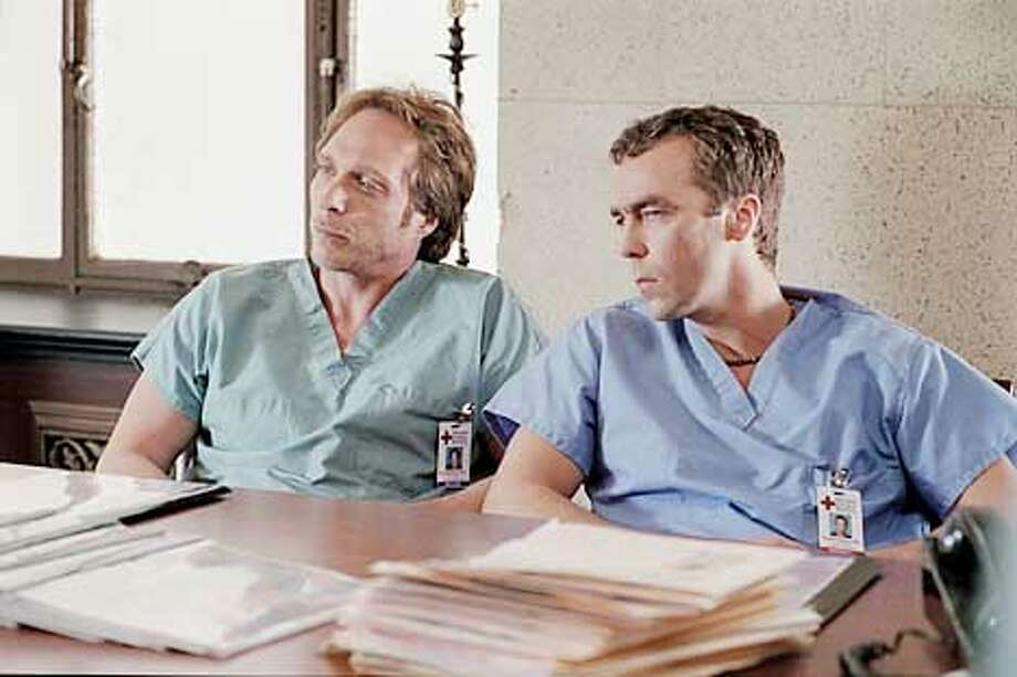"65722_8_29 - THE OATH - ""PILOT""  (ABC/RICHARD FOREMAN)  WILLIAM FILCHTNER, HANNAH JOY in ""Meds"" on ABC.  (HANDOUT PHOTO) Photo: HANDOUT"