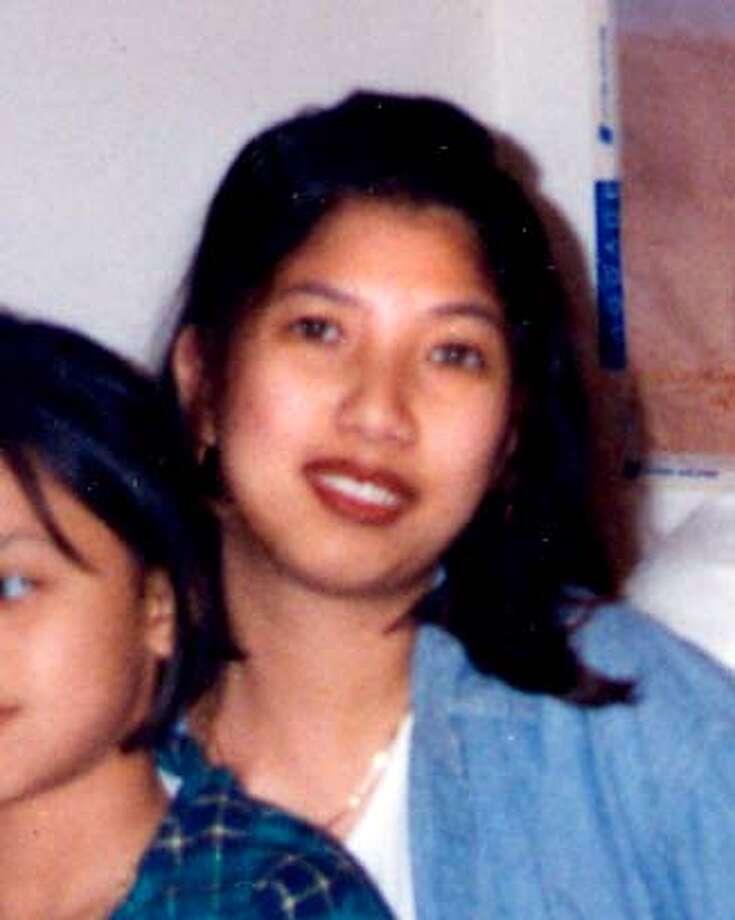 Claire Tempongko, woman slain in Richmond District after repeated domestic-violence calls. Ex-boyfriend, Tari N. Ramirez, sought in killing. ALSO RAN: 11/21/2000 CAT