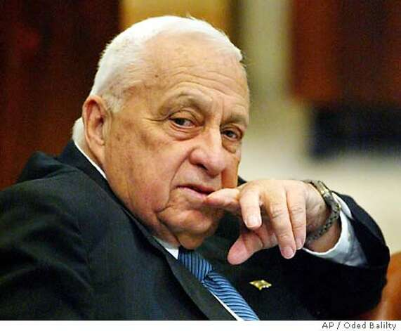an analysis of the president yasser arafats role on the prime minister ariel sharon A week after the al-jazeeras sensational scoop on yasser arafats death arafat was not a homosexual, despite efforts by former prime minister ariel sharon and other to portray him as.
