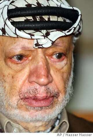an analysis of the president yasser arafats role on the prime minister ariel sharon How yasir arafat destroyed palestine  the war for jerusalem that began after  israeli prime minister ehud barak's failed peace offer at camp david in the.